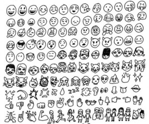 emoji, emojis, and art image