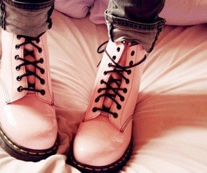 clothes and dr. martens image