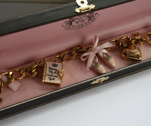 bracelet and juicy couture image
