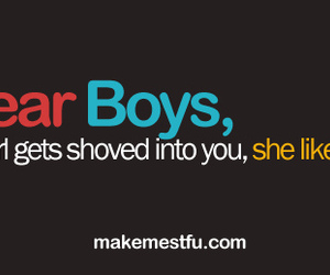 boys, quote, and text image