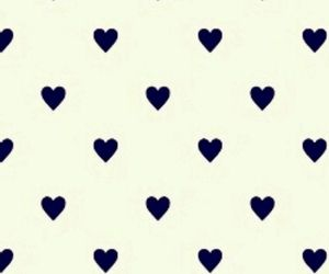 ♡ and hearts blue love simple image