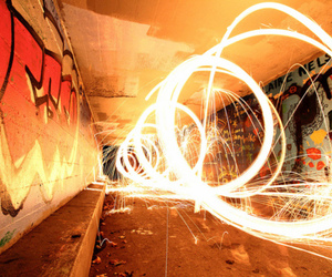 light, photography, and art image