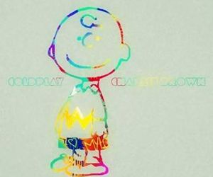 charlie brown, coldplay, and mylo xyloto image