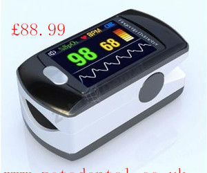 pulse oximeter and cms50e image