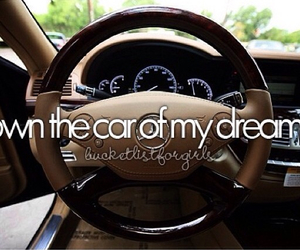 before i die and car image