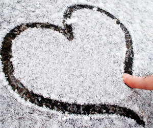 winter, love, and froid image