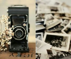 camera, old, and photo image