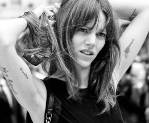 model, tattoo, and Freja Beha image