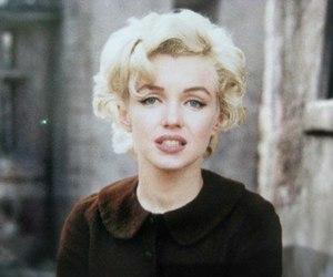 girl, Marilyn Monroe, and perfection image
