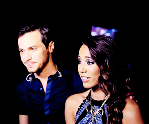 couple, a&s, and x factor usa image