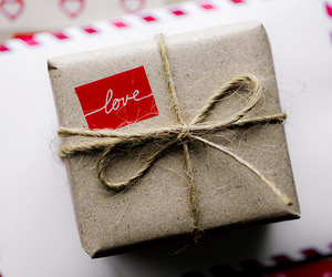 love and gift image