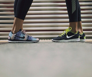healthy, motivation, and nike image