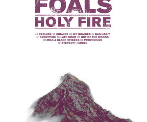 foals and holy fire image
