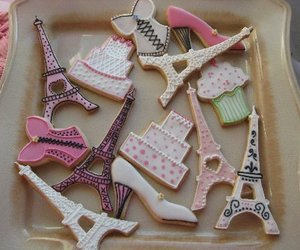 paris and Cookies image