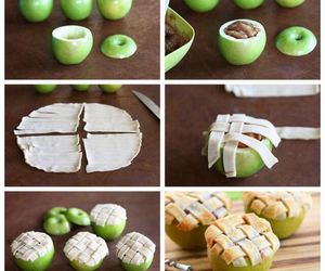 food, apple, and diy image