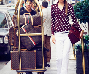 Burberry, fashion, and hotel image