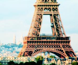 city, parigi, and photo image