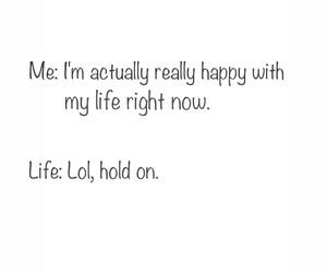 happy and life image