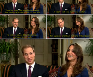lol, kate middleton, and prince william image