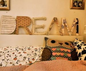 bedroom, girly, and Dream image