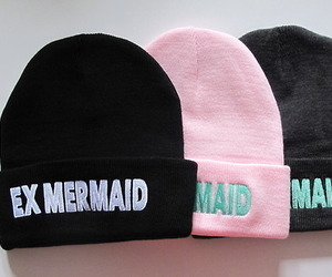 beanie and pink image