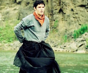 colin morgan, merlin, and with all my heart image
