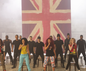 wings and little mix image