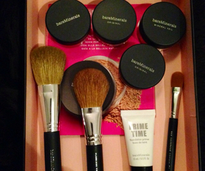 Brushes, Foundation, and makeup image