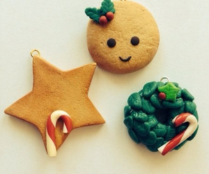 Cookies and newyear image