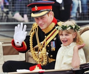 prince harry, royal wedding, and cute image