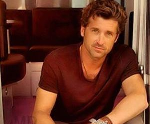 patrick dempsey and grey`s anatomy image