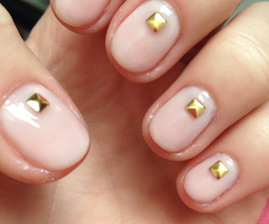 diamonds, spikes, and gold image