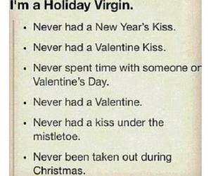 christmas, life, and kissing image
