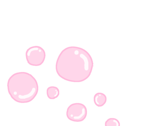 bubble, pink, and png image