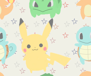 pokemon, pikachu, and background image
