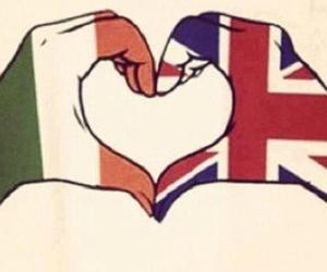 one direction, 1d, and british image
