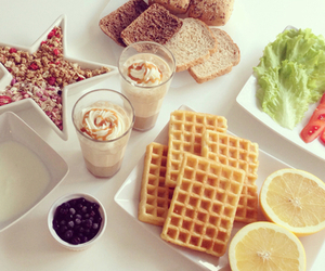 breakfast, delicious, and yummy image