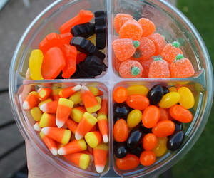 candy, Halloween, and sweet image