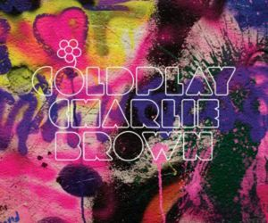 coldplay and charlie brown image