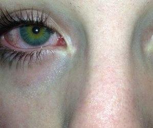 awesome, beautiful eyes, and smoke image