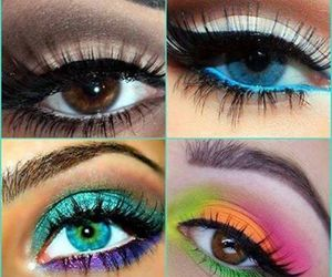 color, eyes, and cute image