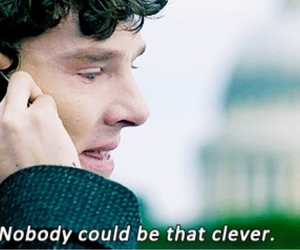 sherlock and clever image