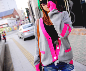 kfashion, ulzzang, and korean fashion image