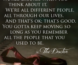 doctor who, matt smith, and quote image