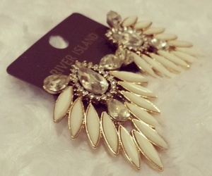 accessories, beautiful, and earings image