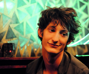 handsome. and pierre niney. image