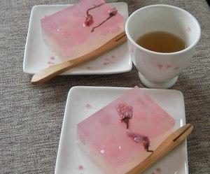 japanese, pink, and sakura image