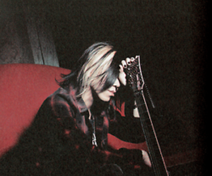 aoi, the gazette, and rock and read image