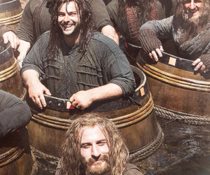 dwarves and the hobbit image