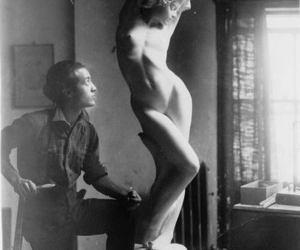 artist, isamu noguchi, and body image